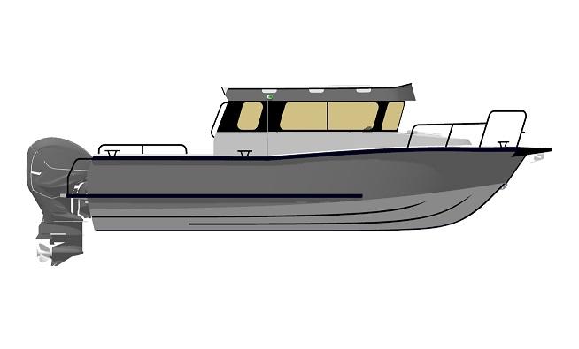 KrasBoat 830